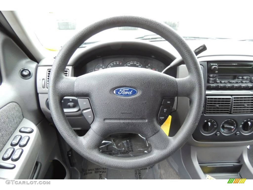 2003 Ford Explorer XLS 4x4 Steering Wheel Photos