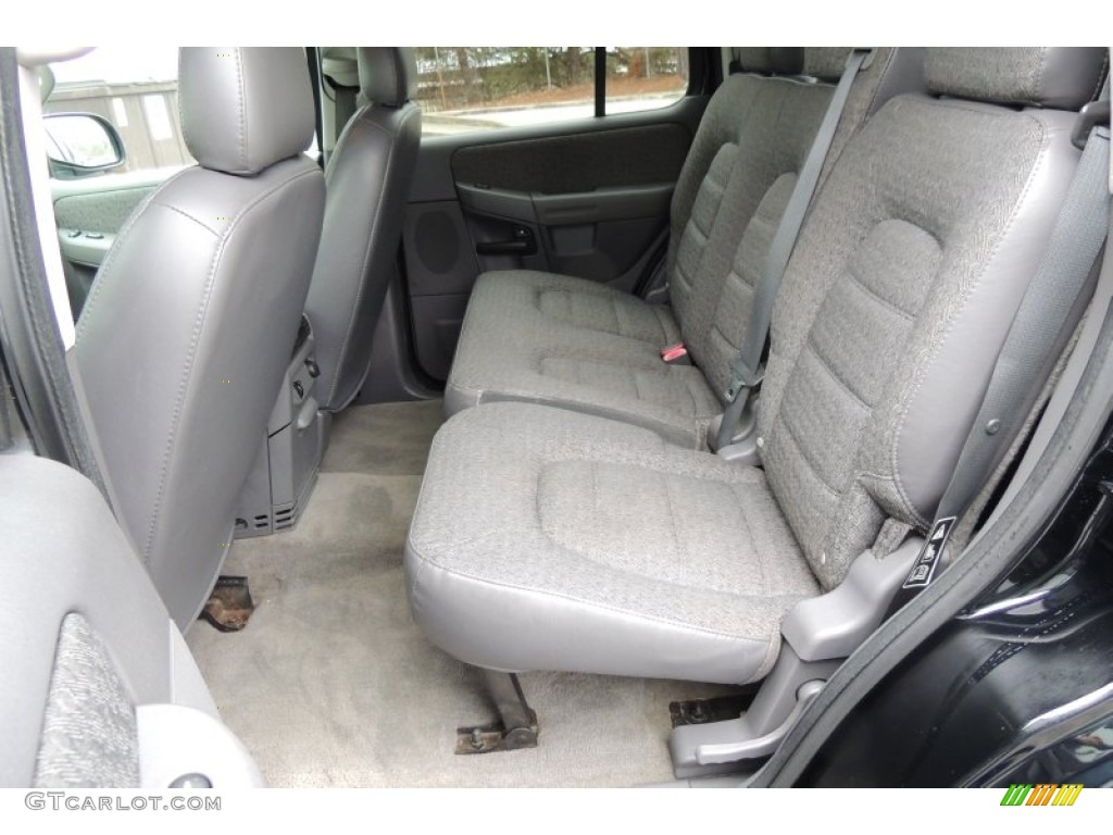 2003 Ford Explorer XLS 4x4 Rear Seat Photos