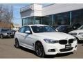 Alpine White 2014 BMW 3 Series 335i xDrive Gran Turismo