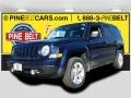 2015 True Blue Pearl Jeep Patriot Latitude 4x4 #102189739