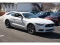 2015 Oxford White Ford Mustang V6 Coupe  photo #2