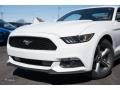 2015 Oxford White Ford Mustang V6 Coupe  photo #4