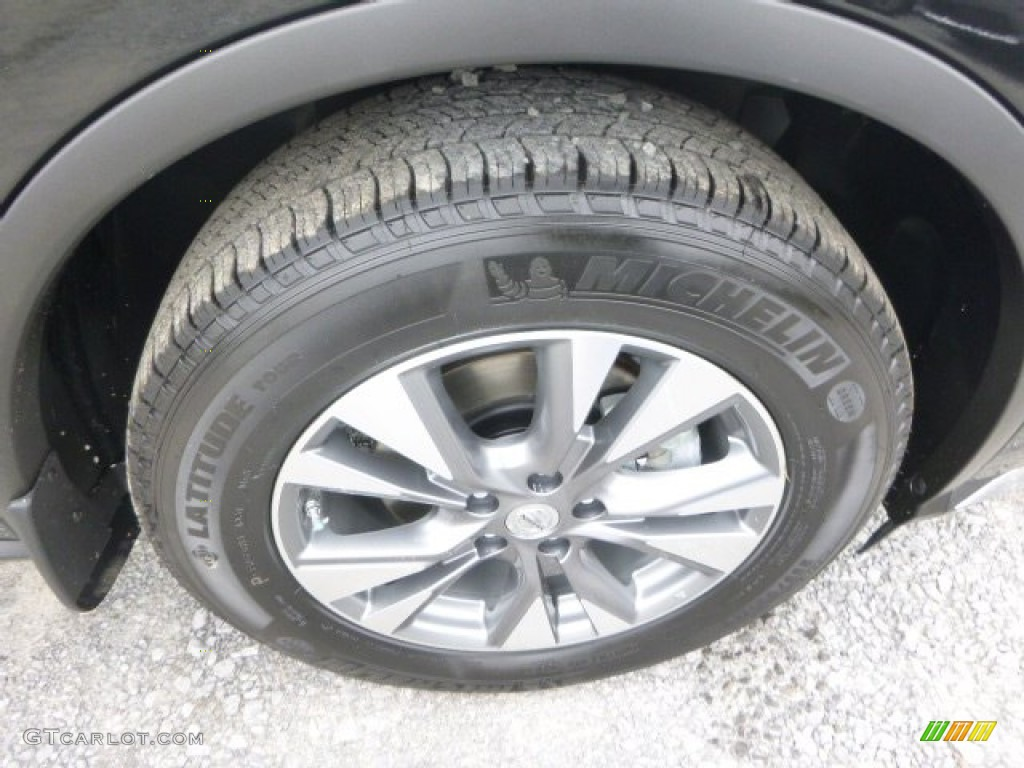 2015 Nissan Murano SL AWD Wheel Photos