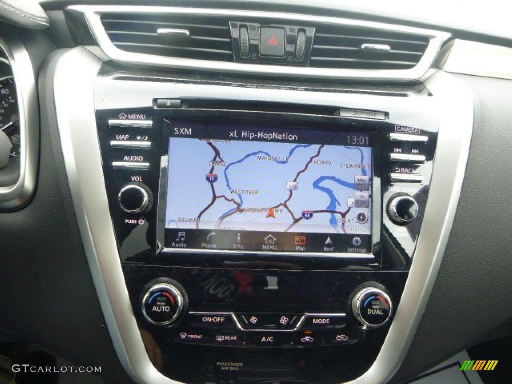 2015 Nissan Murano SL AWD Controls Photo #102237931