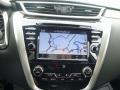 2015 Nissan Murano Graphite Interior Controls Photo
