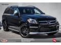 Black 2015 Mercedes-Benz GL 63 AMG 4Matic