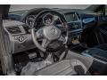 designo Black 2015 Mercedes-Benz GL Interiors