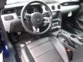 Ebony Prime Interior Photo for 2015 Ford Mustang #102250812