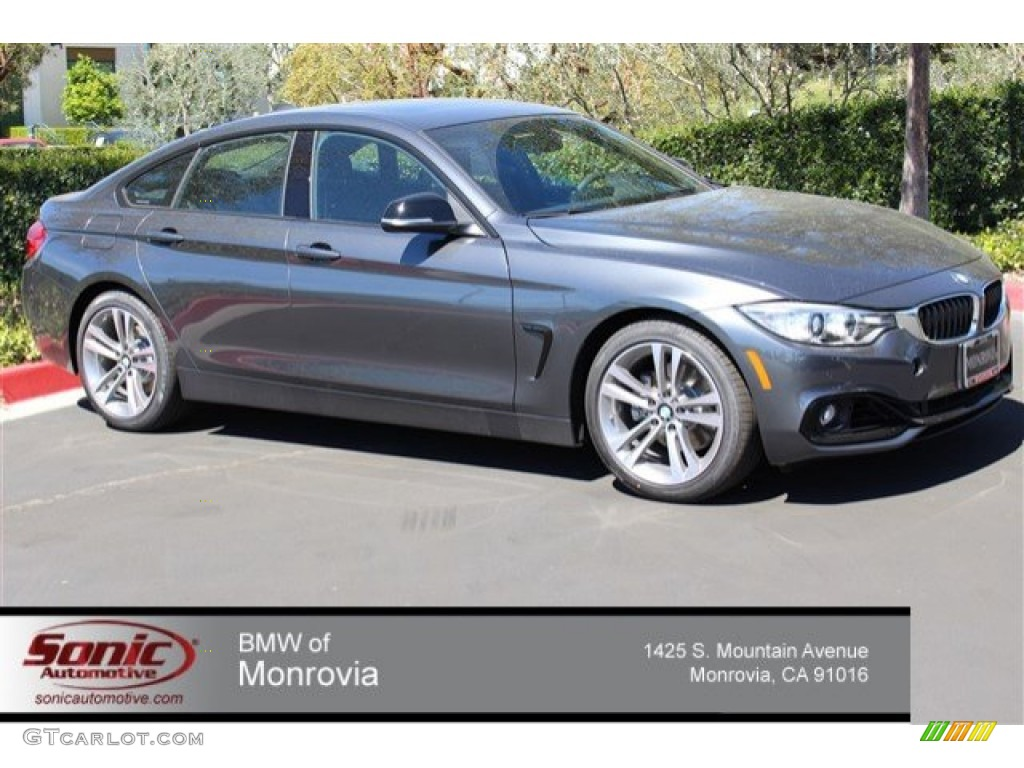 2015 Mineral Grey Metallic Bmw 4 Series 428i Gran Coupe 102241234 Gtcarlot Com Car Color