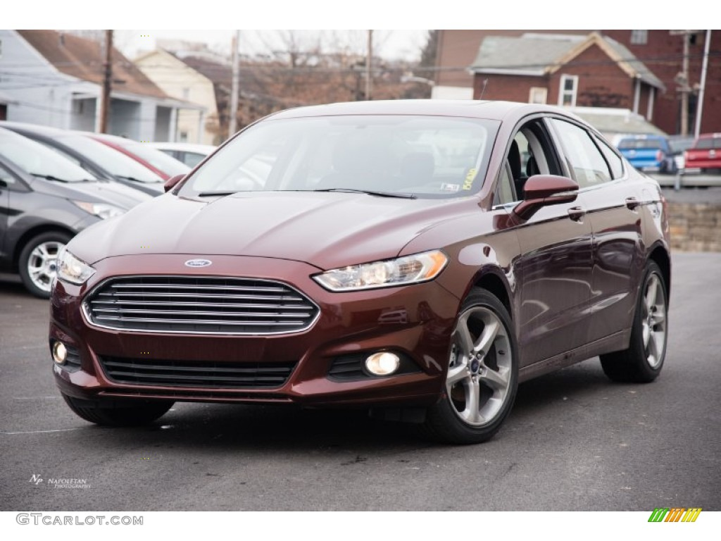2015 bronze fire metallic ford fusion se awd 102241201. Black Bedroom Furniture Sets. Home Design Ideas