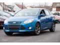 Blue Candy 2014 Ford Focus SE Hatchback