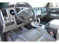 2007 Toyota Tundra Graphite Gray Interior Interior Photo