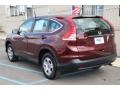 2013 Basque Red Pearl II Honda CR-V LX AWD  photo #7