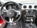 Ebony Dashboard Photo for 2015 Ford Mustang #102309892