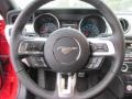 Ebony Steering Wheel Photo for 2015 Ford Mustang #102310015