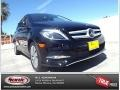 Night Black 2014 Mercedes-Benz B Electric Drive
