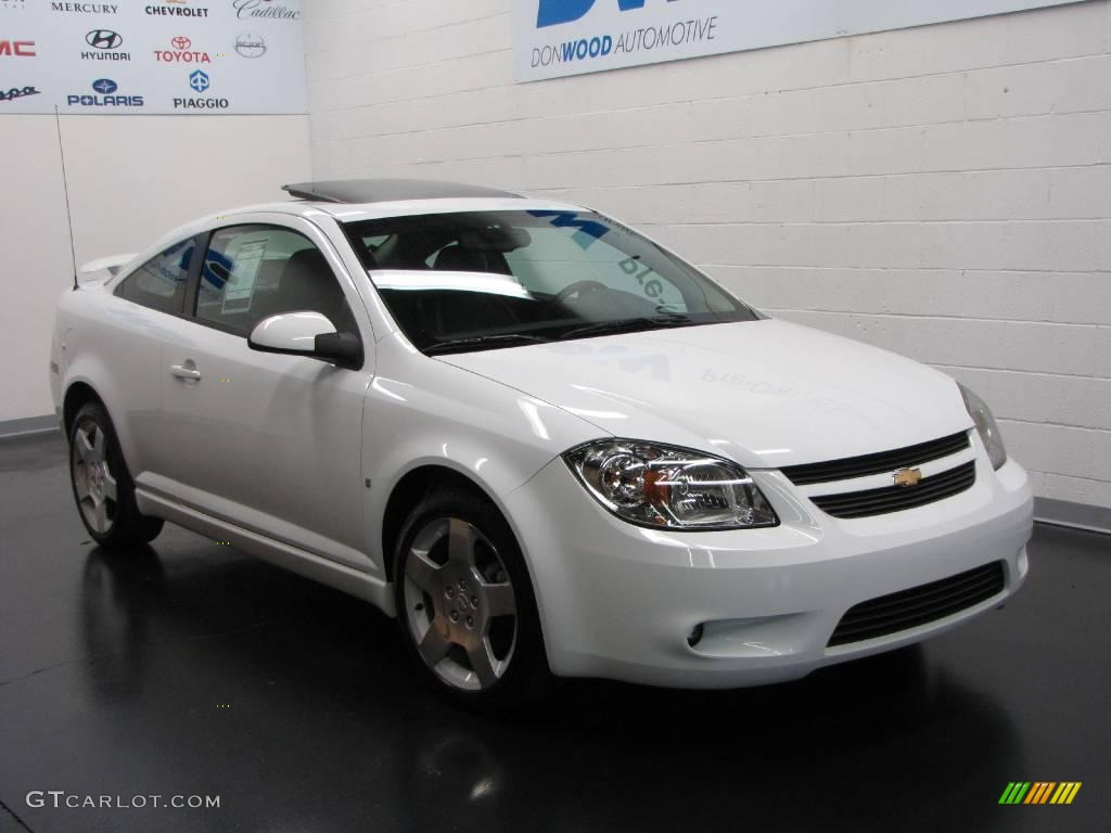 2008 Summit White Chevrolet Cobalt Sport Coupe #10229114
