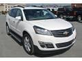 White 2015 Chevrolet Traverse Gallery