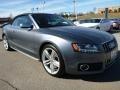Monsoon Grey Metallic 2012 Audi S5 Gallery