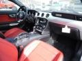 2015 Ford Mustang Red Line Interior Interior Photo