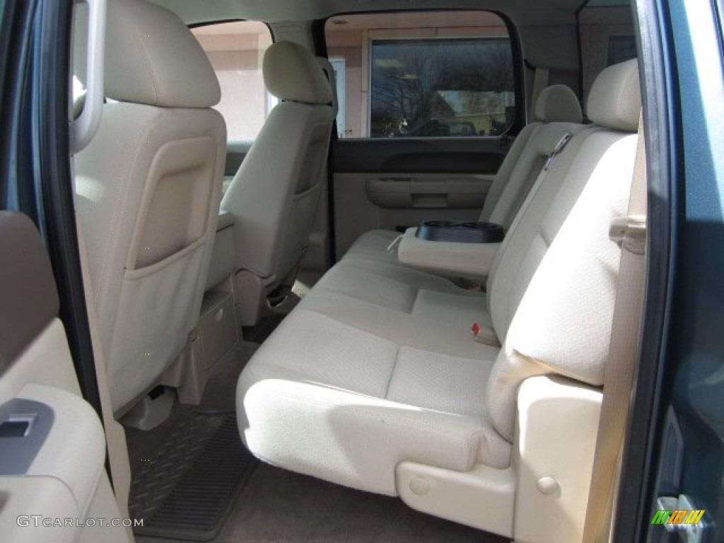 2012 Silverado 1500 LT Crew Cab 4x4 - Imperial Blue Metallic / Light Cashmere/Dark Cashmere photo #11