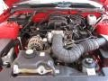 2007 Torch Red Ford Mustang V6 Premium Coupe  photo #19