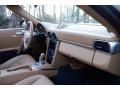 Sand Beige Dashboard Photo for 2012 Porsche 911 #102388853
