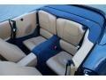 Sand Beige Rear Seat Photo for 2012 Porsche 911 #102388952