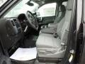 Dark Ash/Jet Black Interior Photo for 2015 Chevrolet Silverado 1500 #102392498