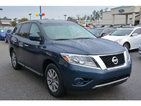 2014 Nissan Pathfinder S Data, Info And Specs