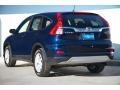 2015 Obsidian Blue Pearl Honda CR-V EX  photo #2