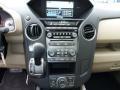2015 Honda Pilot Beige Interior Controls Photo