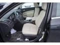 Black/Linen Front Seat Photo for 2015 Chrysler 300 #102441097