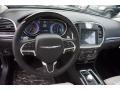2015 Chrysler 300 Black/Linen Interior Dashboard Photo