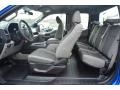 Medium Earth Gray Interior Photo for 2015 Ford F150 #102441673