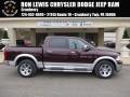 2012 Deep Molten Red Pearl Dodge Ram 1500 Laramie Crew Cab 4x4 #102439109
