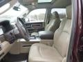2012 Deep Molten Red Pearl Dodge Ram 1500 Laramie Crew Cab 4x4  photo #14