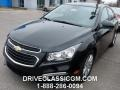 Black Granite Metallic 2015 Chevrolet Cruze Diesel