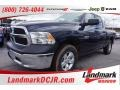 2015 True Blue Pearl Ram 1500 Tradesman Quad Cab  photo #1
