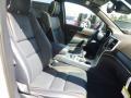 Indigo Blue/Brown 2015 Jeep Grand Cherokee Interiors