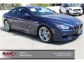 Deep Sea Blue Metallic 2014 BMW 6 Series 640i Coupe