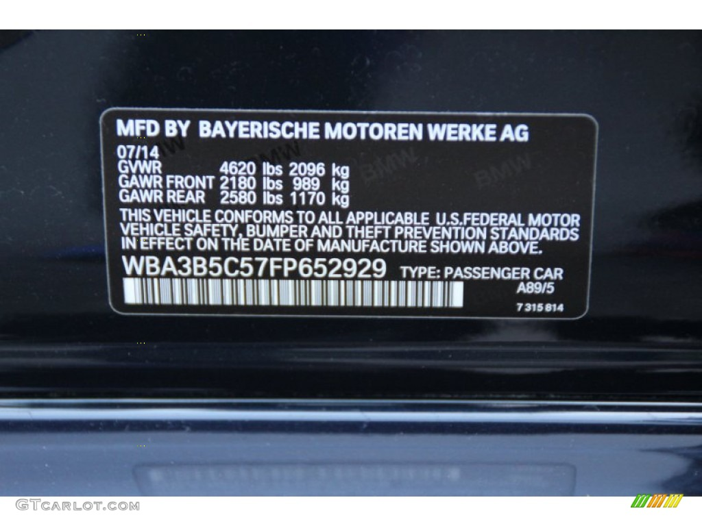 Bmw color code a89 imperial blue metallic dealerrevs com - 2015 3 Series Color Code A89 For Imperial Blue Metallic