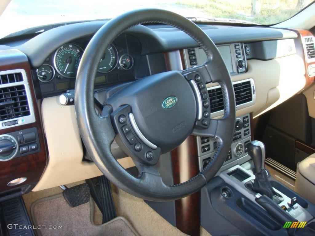 2006 Range Rover HSE - Chawton White / Ivory/Aspen photo #12