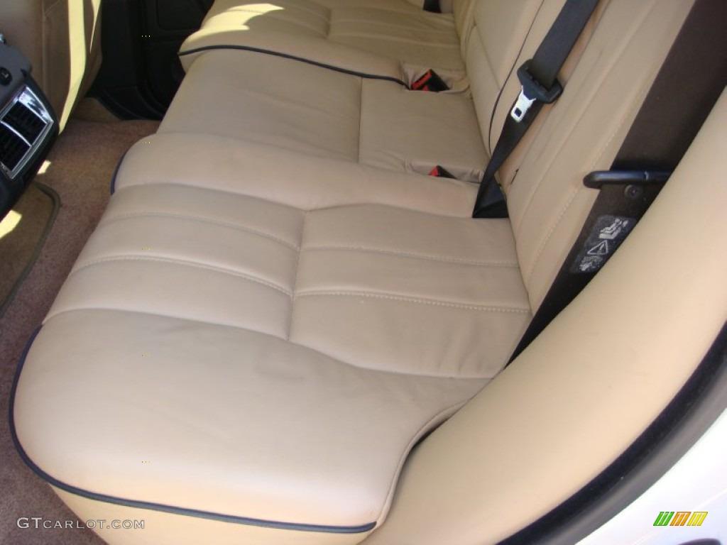 2006 Range Rover HSE - Chawton White / Ivory/Aspen photo #15