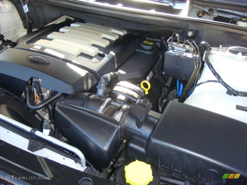2006 Range Rover HSE - Chawton White / Ivory/Aspen photo #28