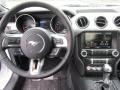 Ebony Dashboard Photo for 2015 Ford Mustang #102502445