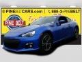 2013 WR Blue Pearl Subaru BRZ Limited #102469468