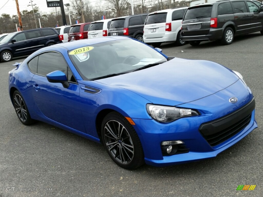 wr blue pearl 2013 subaru brz limited exterior photo 102505224. Black Bedroom Furniture Sets. Home Design Ideas