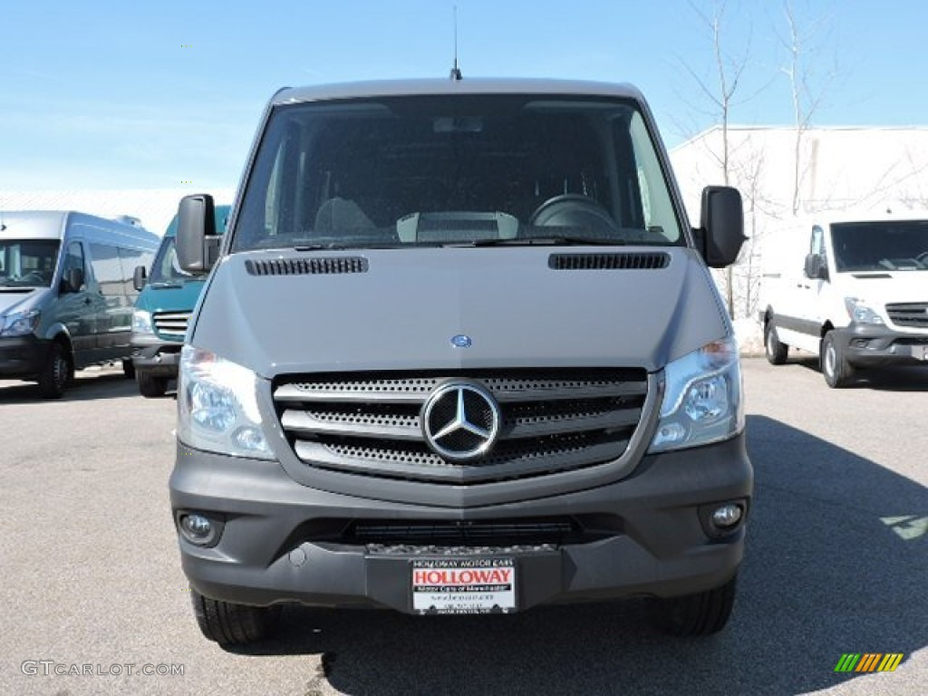 2015 graphite grey metallic mercedes benz sprinter 2500 for 2015 mercedes benz van