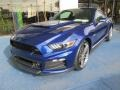 Deep Impact Blue Metallic 2015 Ford Mustang Gallery